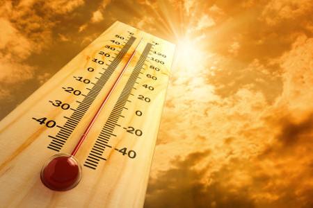 non se ne può più di questo caldo