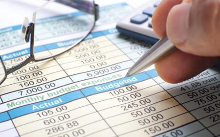 risparmiare con un budget per le spese